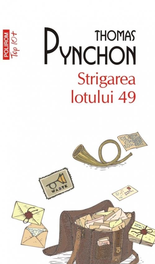 Strigarea lotului 49 (ediţie de buzunar)