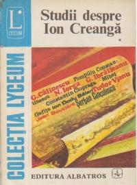 Studii despre Ion Creanga, Volumul al II-lea