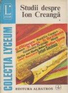Studii despre Ion Creanga, Volumul I