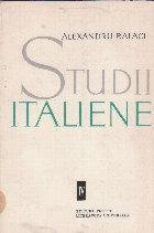 Studii italiene, IV