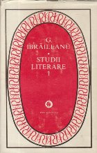 Studii literare, 1 - G. Ibraileanu