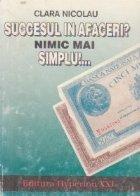 Succesul afaceri Nimic mai simplu
