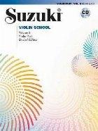 Suzuki Violin School Vol