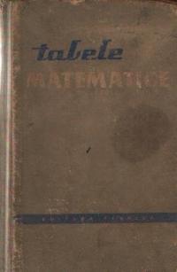 Tabele matematice, Editia 1959
