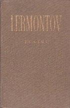 Teatru - Drame si Tragedii (Mihail I. Lermontov)