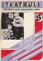 Teatrul, nr. 8, 1988