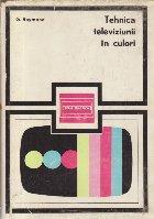 Tehnica televiziunii in culori