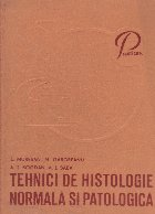 Tehnici histologie normala patologica