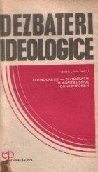 Tehnocratie-democratie in capitalismul contemporan