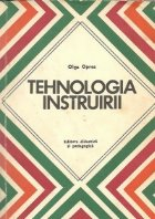 Tehnologia instruirii