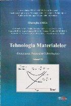 Tehnologia materialelor - Proiectarea proceselor tehnologice, Volumul al VII-lea