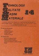 Tehnologii Calitate Masini Materiale (numarul