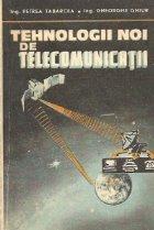 Tehnologii noi de telecomunicatii