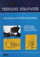 Tehnologii subacvatice - Autorizarea activitatilor subacvatice