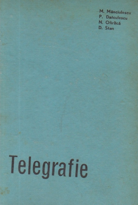Telegrafie
