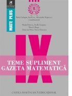 Teme supliment. Gazeta Matematica. Clasa a IX-a