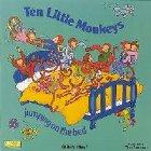 Ten Little Monkeys Jumping the
