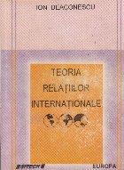 Teoria relatiilor internationale