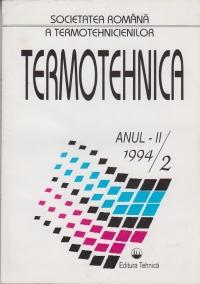 Termotehnica, Nr. 2/1994 (Anul II)