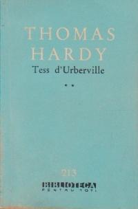 Tess D Urberville, Volumul al II-lea