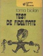 Test de fidelitate - proza umoristica -