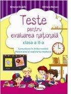 Teste evaluare nationala clasa Comunicare