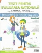 Teste pentru evaluarea nationala Limba