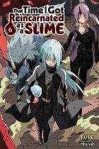 That Time I Got Reincarnated as a Slime, Vol. 6 (light novel