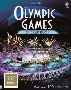 The Olympic Games sticker book