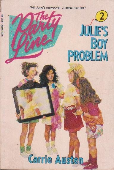 The Party Line - Julie is Boy Problem