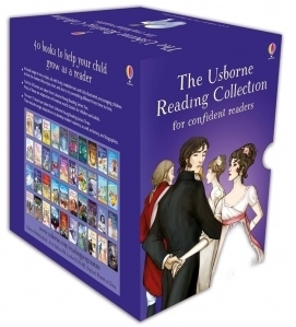The Usborne Reading Collection for Confident Readers. 40 Books to Help Your Child Grow as a Reader