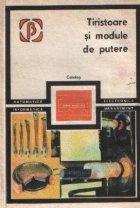 Tiristoare si module de putere - Catalog