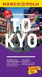 Tokyo Marco Polo Pocket Travel Guide 2019 - with pull out ma