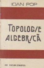 Topologie algebrica