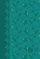 Tpt: New Testament (Compact) Teal with Psalms, Proverbs, and