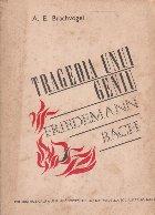 Tragedia unui geniu Friedemann Bach