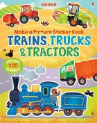 Trains, trucks and tractors
