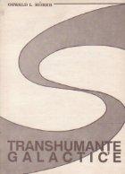 Transhumante Galactice