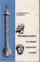 Transilvania in istoria poporului Roman