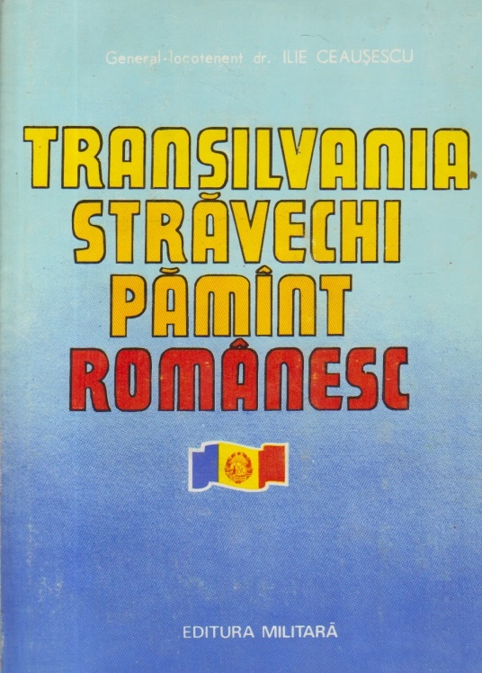 Transilvania - Stravechi pamint romanesc