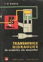 Transmisiile hidraulice de urmarire ale masinilor - Traducere din limba rusa