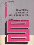 Transmisiuni cu modulatia impulsurilor in cod