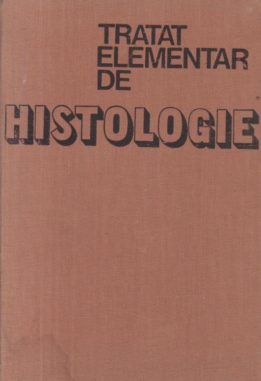 Tratat elementar de Histologie, Volumul I