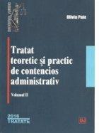 Tratat teoretic practic contencios administrativ