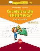 Trec în clasa a V-a. Ce trebuie să știu la Matematică? Caiet de activități