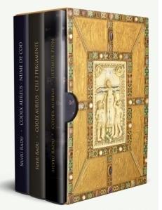 Trilogia Codex Aureus (Set 3 volume)