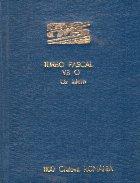 TURBO PASCAL V3.0 - Reference Manual