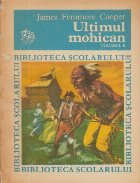 Ultimul mohican, Volumul al II-lea