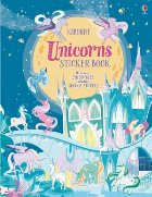 Unicorns sticker book