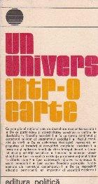 Un univers intr-o carte, Volumul al V-lea